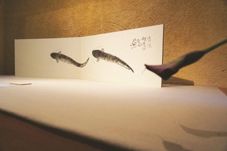 """位于西の河原公园不远处的""""片岗鹤太郎美术馆""""。(二)"""