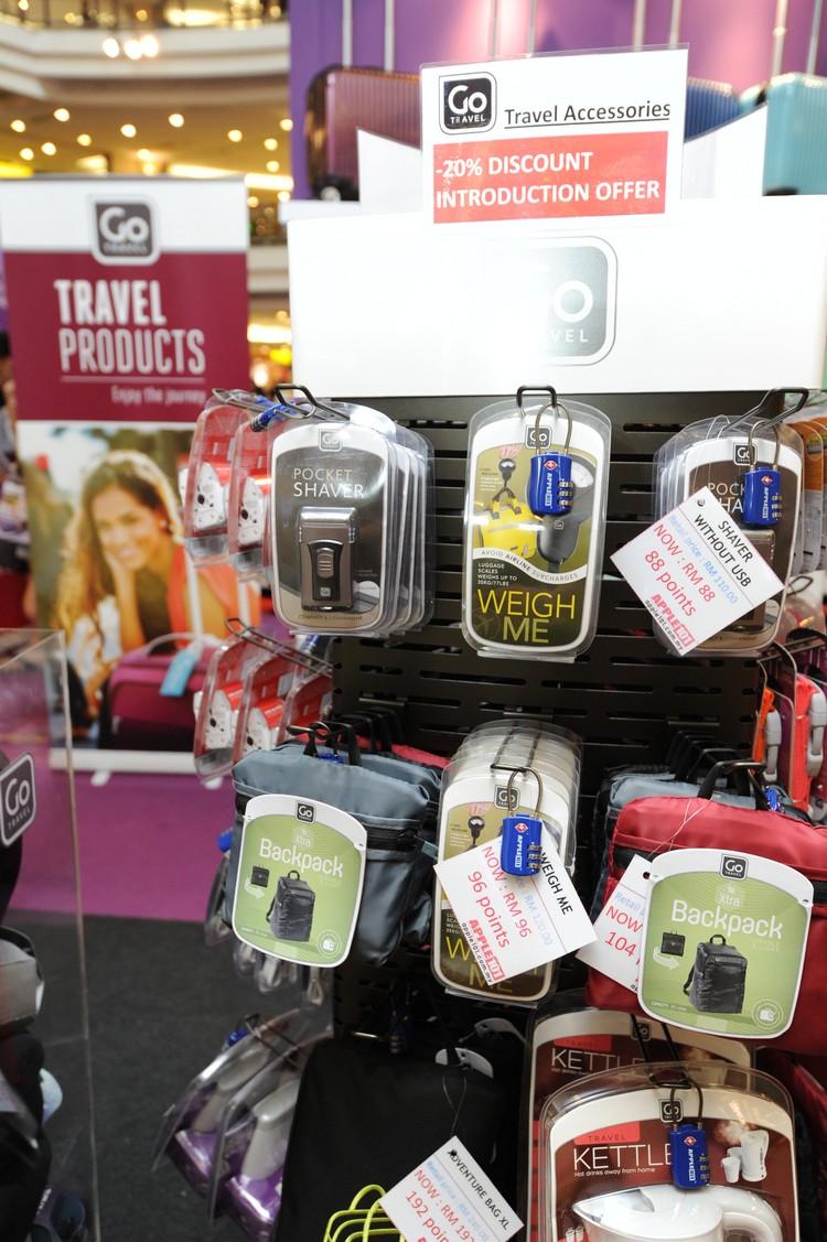 Go Travel 产品也拥有极大的询问率。