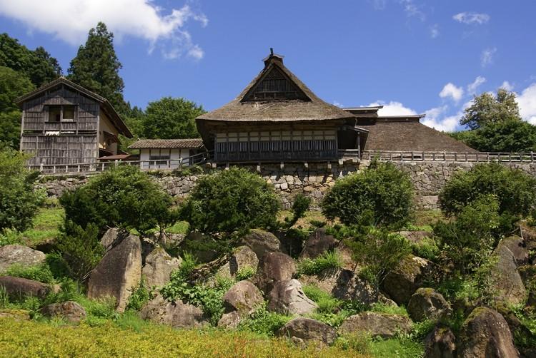 远野,至今仍留着日本人心中的原野風景。