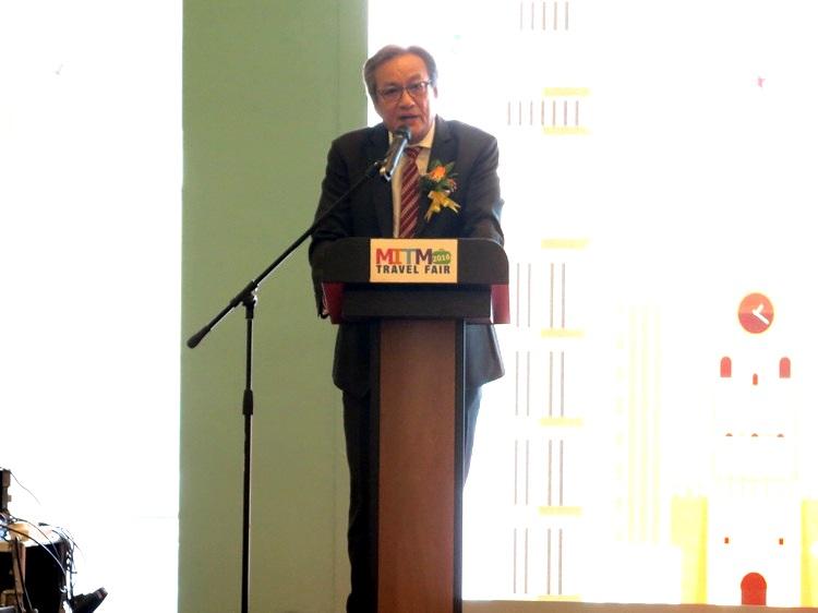 黄朱强指出,马来西亚国际旅展提供一个良好的平台给旅游者及消费者,让双方互惠互利。