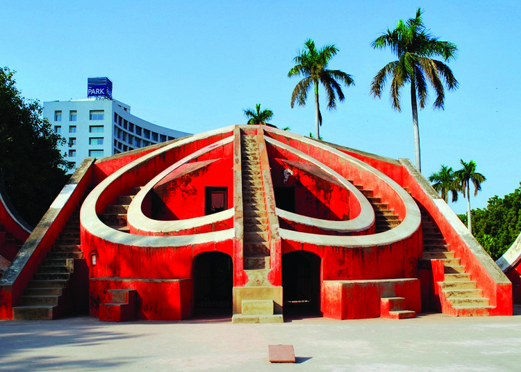 4. 简塔曼塔天文台 建于18世纪的简塔曼塔天文台,充分展现了印度莫卧儿时代末期对宇宙的认知以及探究天文学的能力。这天文台在2010年列入世遗,是印度最重要、最全面、保存也最完好的古天文台。
