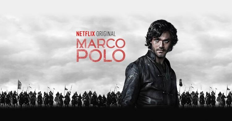 除了书籍,美国在2014年也将之拍摄为电视剧,主要讲述马可波罗在忽必烈王朝发生的故事。