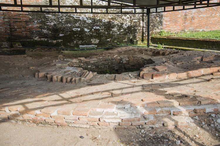 这口井是当年雅伊布拉欣用作打水洗澡,在英殖民政府占领时被废弃。