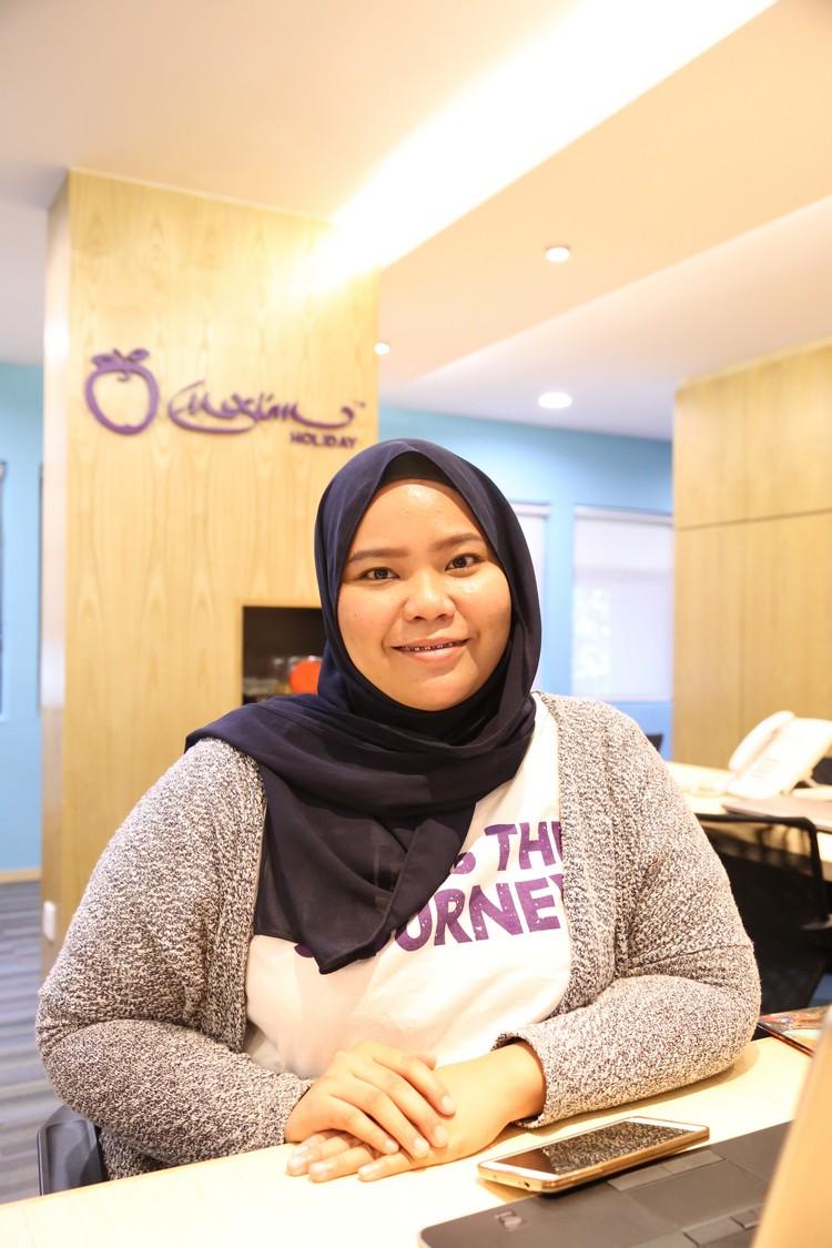 Mira, Apple Muslim: 可以接触不同类型的人,是我带团最期待,也最开心的事, 但更让我难忘的,是那一段和我们的长期客户再走一趟新旅程的时刻。 那一段过程,让我至今难忘。