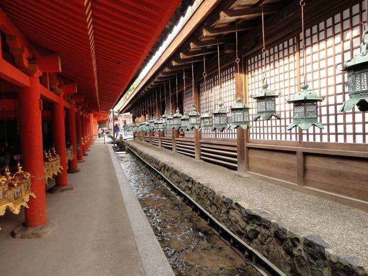 Kasuga Taisha bronze lanterns