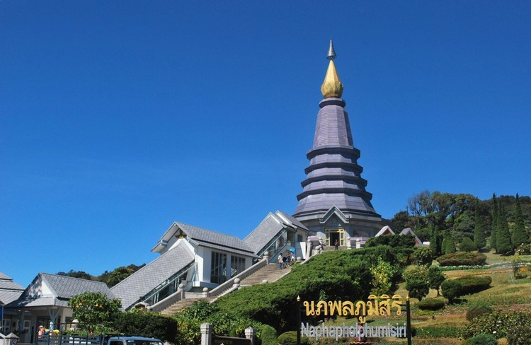 Twin Pagoda 2