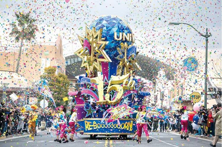 照片来源:usj.co.jp