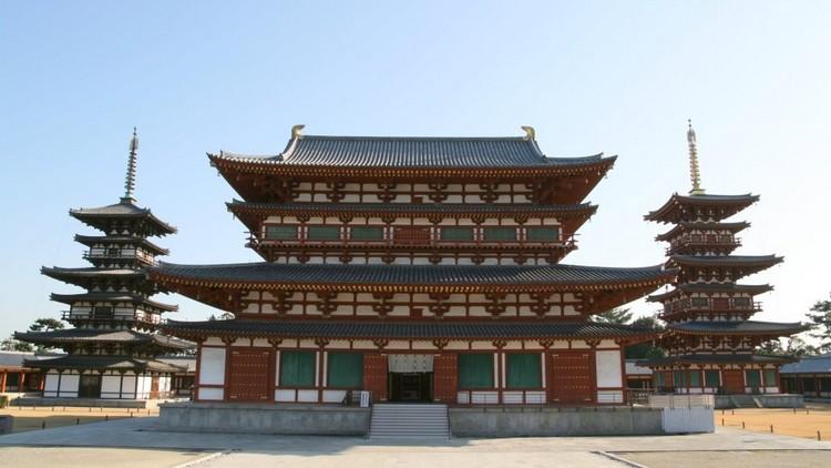 Yakushi-ji 1