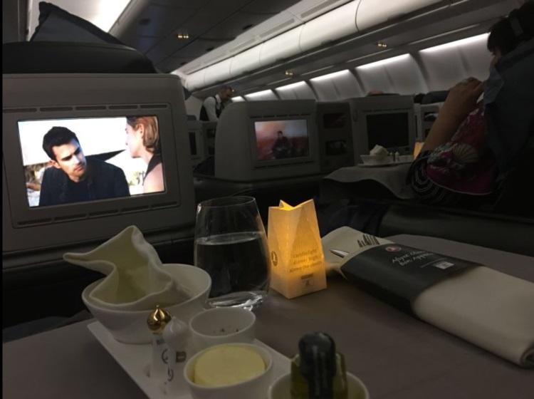 flight meals 2