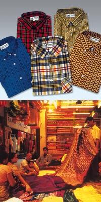 印度的纺织业发达,因而很多衣物、手工艺品都价廉物美,非常值得购买。
