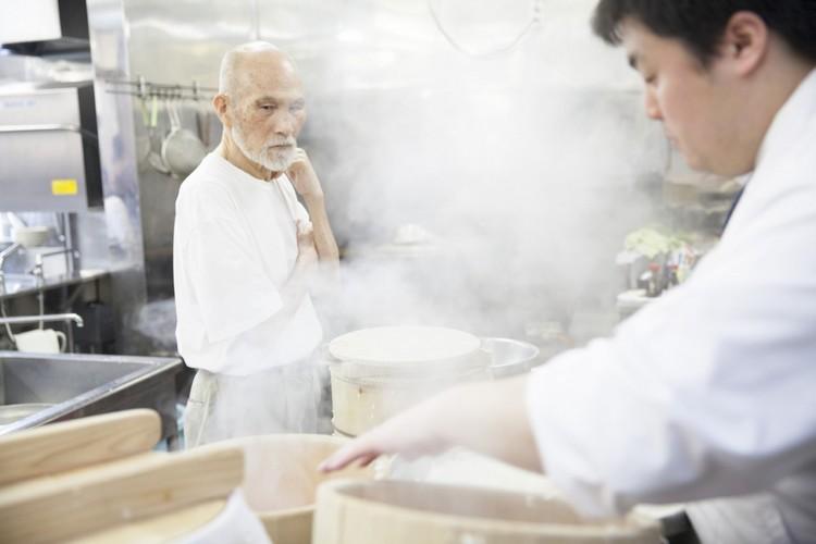 因为有要求、有坚持,让他煮出来的米饭与别不同。(取自www.tfm.co.jp)