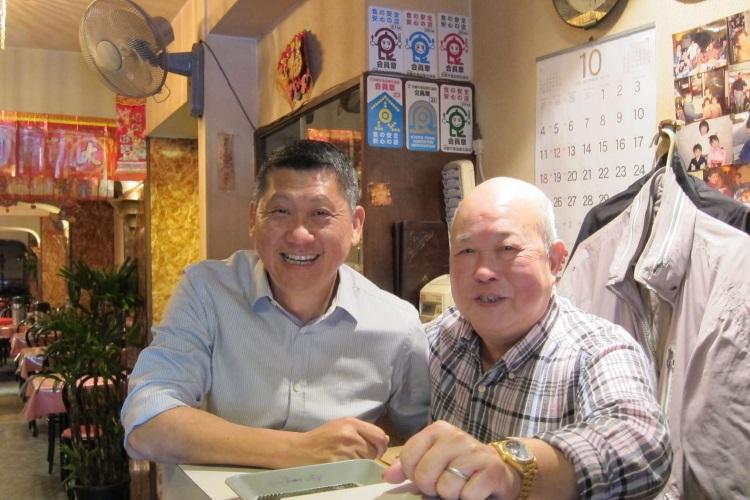 京都金城饭店的日本籍台湾人;让来自亚洲的游客感动了35年。最好吃是麻婆豆腐。