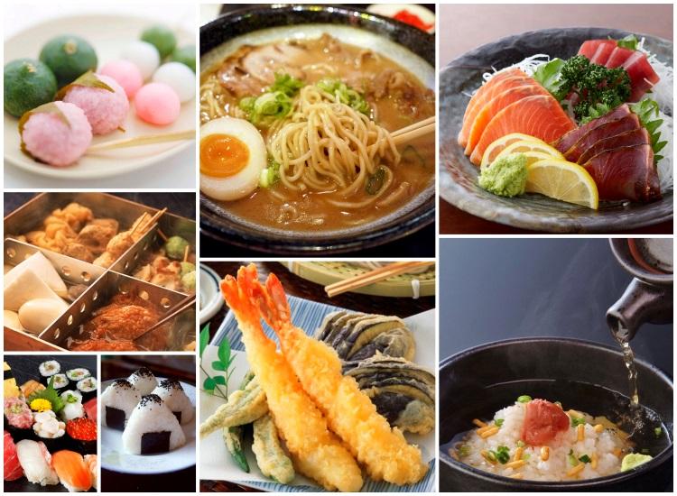 传统美食大汇集,来带日本怎么能少得了平民佳肴?
