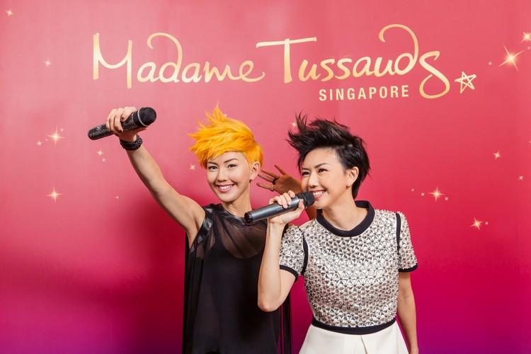 Madame Tussauds - Stefanie Sun - 02