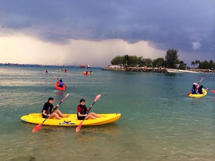 SeaBreeze Water-Sports_Kayak