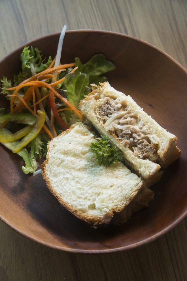 Wagyu Beef Cutlet Sandwich