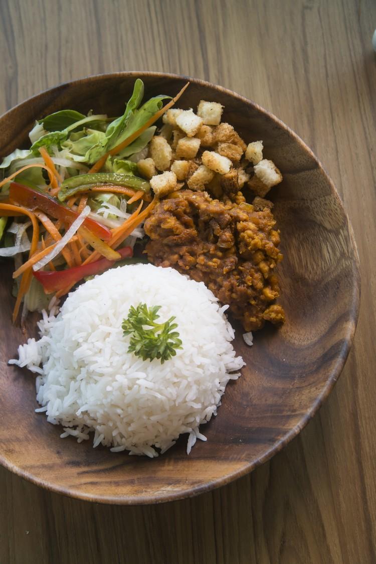 MOSH! Curry Rice