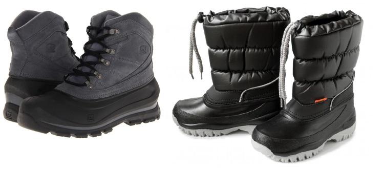 snow boot combine 7
