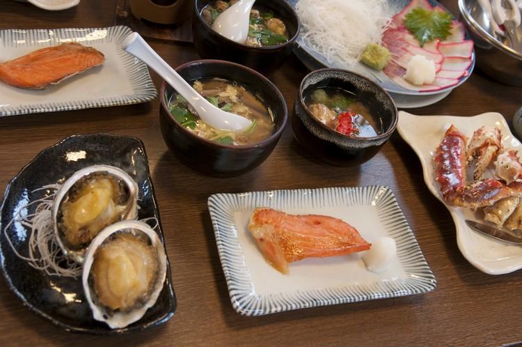 当然,海鲜是我绝对不容许你错过的道地美食!