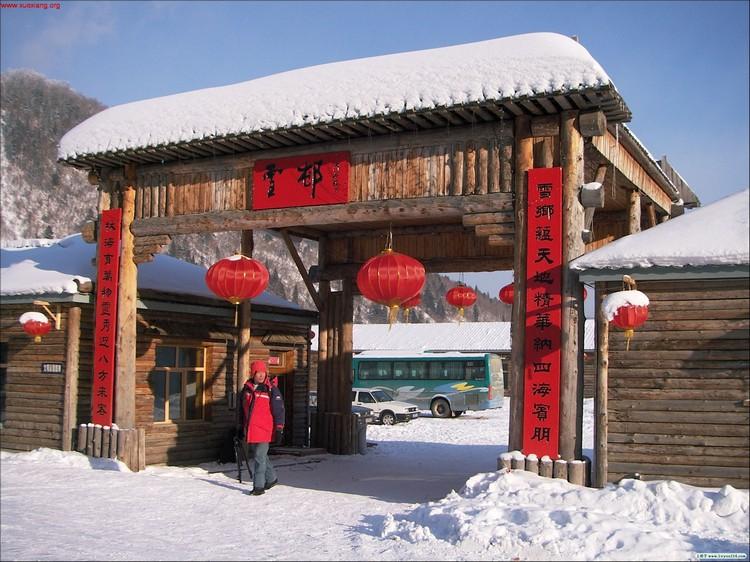 全年都可以前来的旅游胜地,然而春节时期前来,最能让你感受到当地人的生活气息。