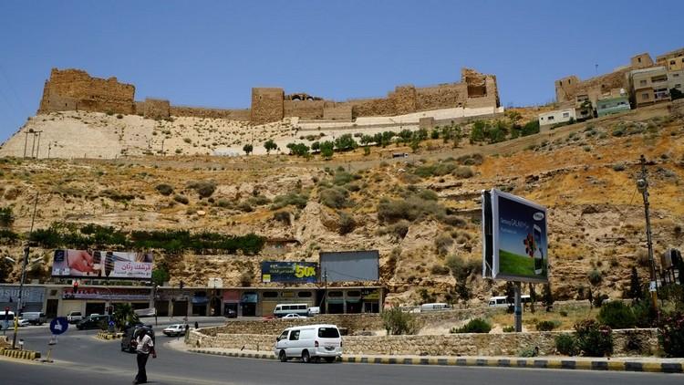 Karak城堡。