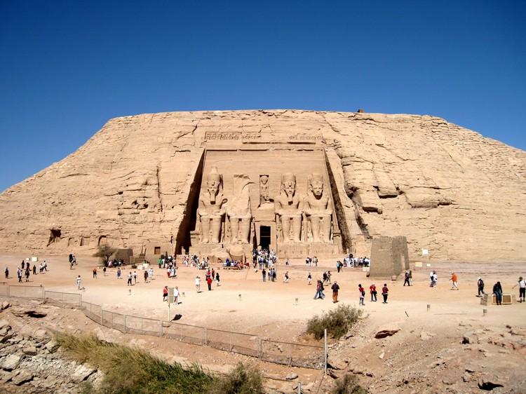 拉姆西斯二世神殿