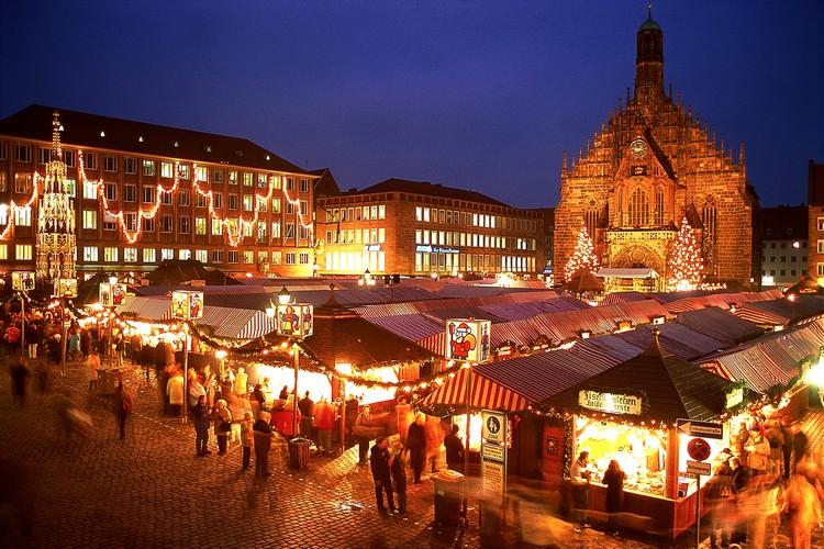 Nuremberg-Christmas-market