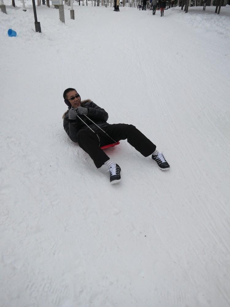 不然滑板也很好玩!