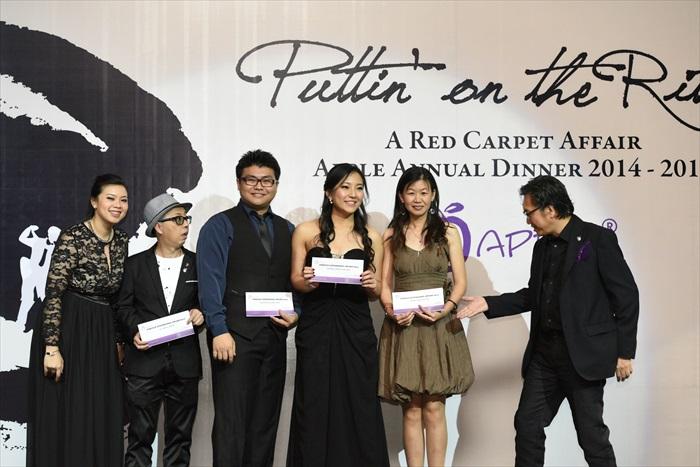 Perfect-Attendance-Award-Wong-Pey-SunFLEXI-Ng-Cheng-ChoonFLEXI-Kentson-FooFLEXI-Daphne-ChongMICE-OP-Connie-ChuaMICE