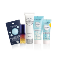 L'OCCITANE  Hydration Range