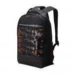 Solis Casual Colorblock Backpack | Line Art Series (Diagonal)