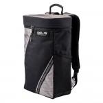 Solis Silver Dazzle Series Laptop Backpack (Black)