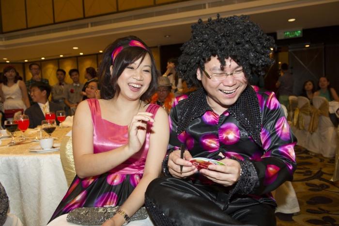 看评审之一Cheong San的表情,就能知道评选过程有多为难。