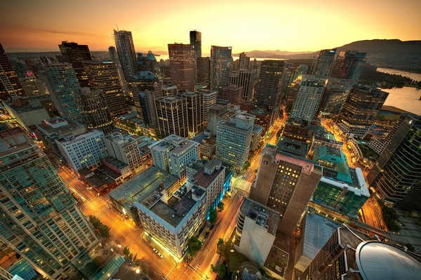 7 Downtown_Vancouver_Sunset