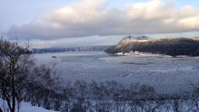 北海道神秘之湖