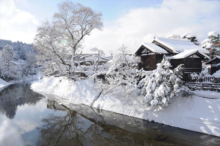 宫川是飞弹高山的重要的河流。