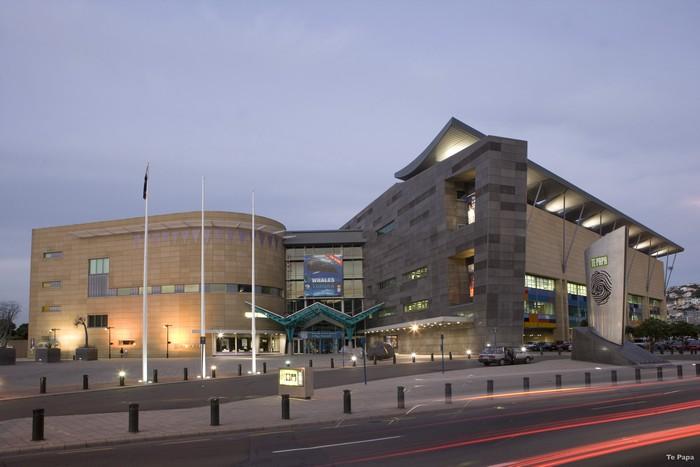 国家博物馆 ——一个具有互动性、创新性的博物馆,是世界最佳互动型博物馆之一 。