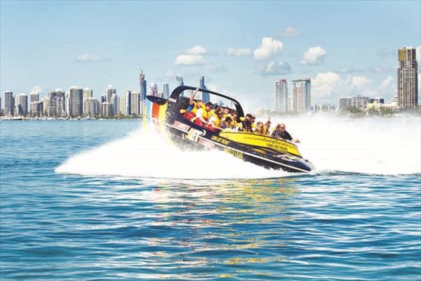 Jet Boating疾速水上漂移
