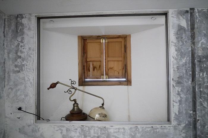 为金马奖蔡明亮导演量身订做的房间。(3)