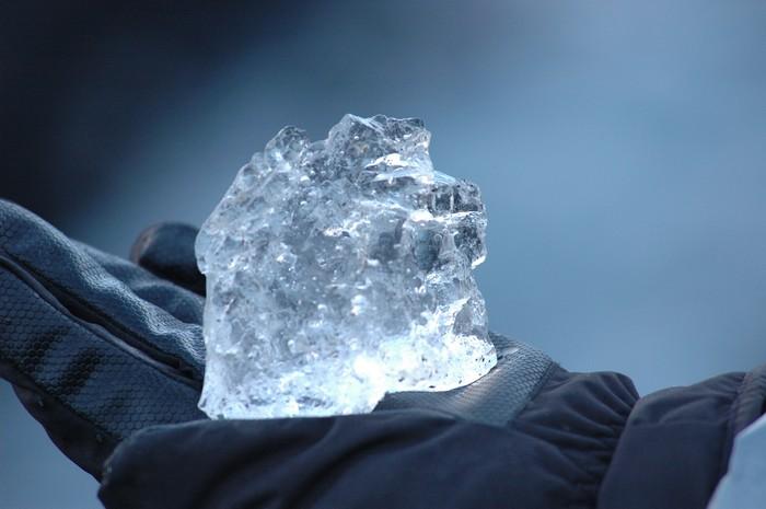 当最后一块冰在你手上消逝的时候,你还能为地球做些什么?