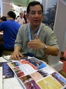 Raymond Lee 解说欧美旅遊最新趋势