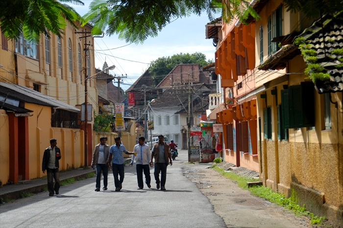 Fort Cochin街景