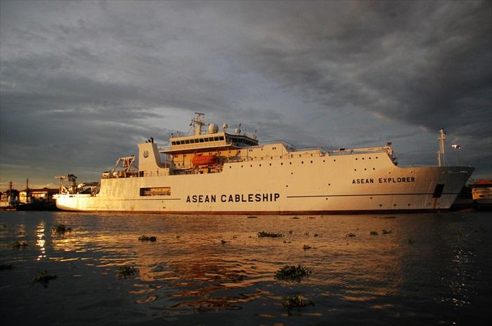 Kochi是印度主要港口之一。