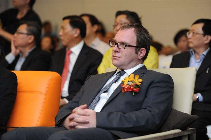 万豪国际酒店亚太区发展部副总裁,彼得·加斯纳(Peter Gassner)