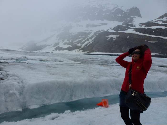 """冰源大道是我们""""圆梦之旅""""的其中一个地点。"""