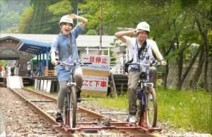 Rail Mountain Bike – Gattan Go!!