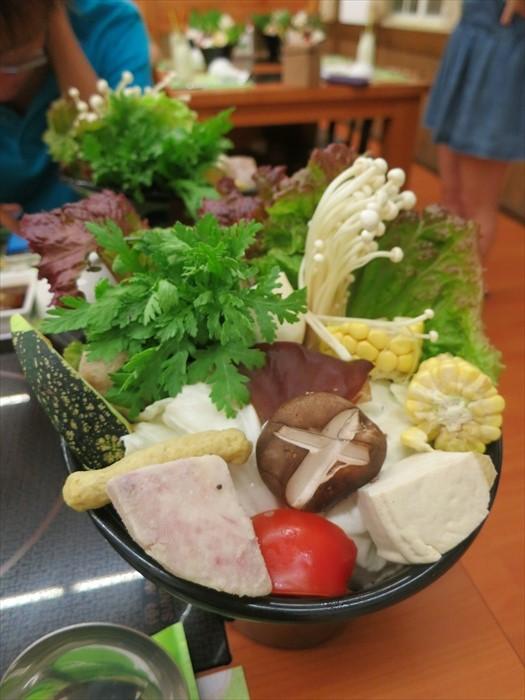蔬菜类份量可观,爱吃青菜的我也吃不完。