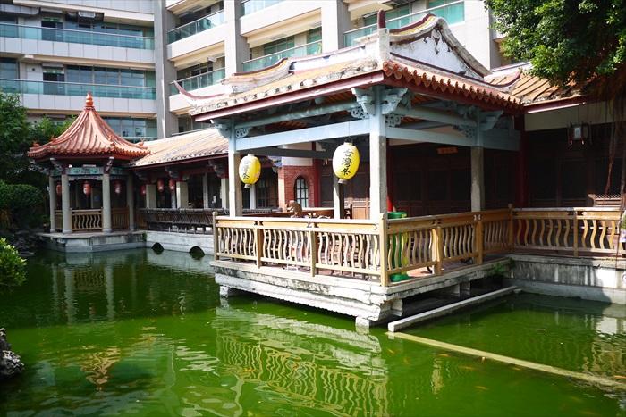 吴园曾在明郑时期被列為四大名园之一。