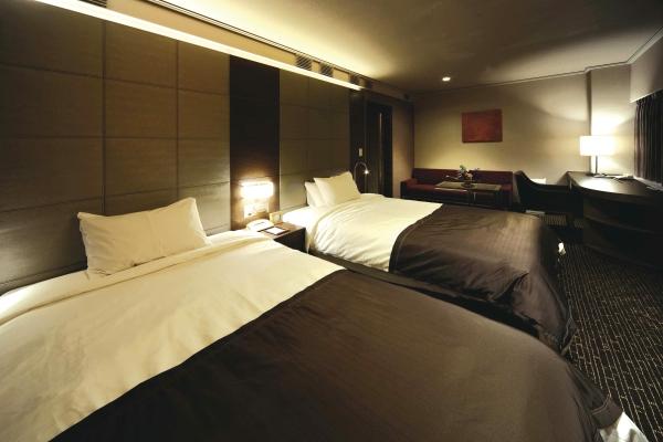 Osaka hotel 1