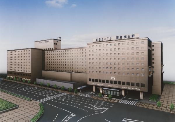 Osaka hotel 2